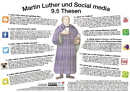 Luther und Social Media