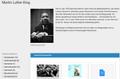 Themenseite M.L.King