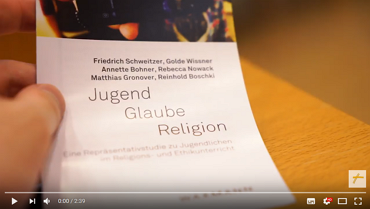 Jugend - Glaube - Religion