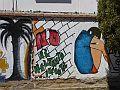 Wandbild El Alto